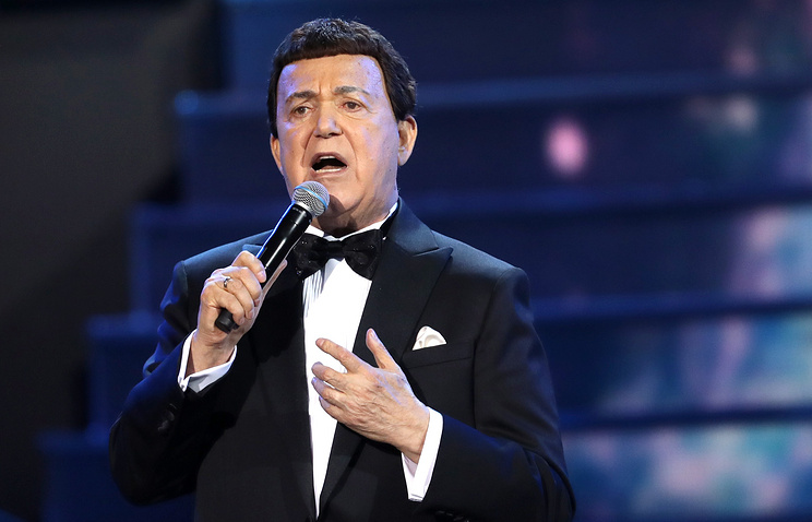 Joseph Kobzon gave a five-hour concert in honor of the 80th anniversary