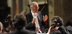 """Soloists of Venice"" will take a concert in a memory of Claudio Scimone"