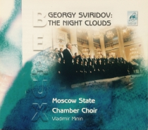 Georgy Sviridov: The Night Clouds (2000)