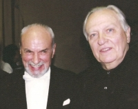 Famous conductor Saulius Sondeckis died at 87