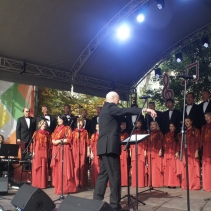 Moscow Chamber Choir performance